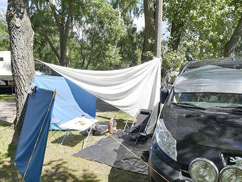 Camping Park45 Sopot Polen