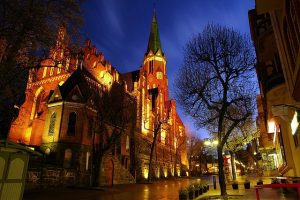 sopot kyrka